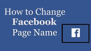how to change page name on facebook after 200 likes