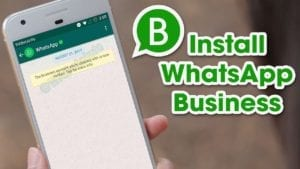 WhatsApp Business Account