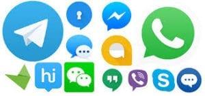 Messenger Application Americans Use