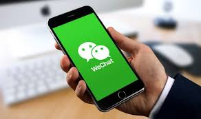 WeChat popular in China