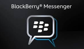 BBM instant messaging