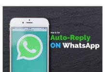 Automatic Reply to WhatsApp Message