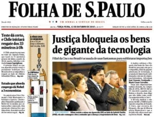 Newspapers in Brazil
