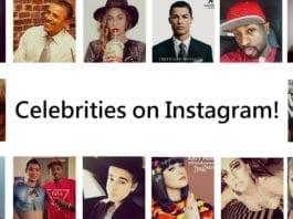 Best Celebrity Instagram Accounts