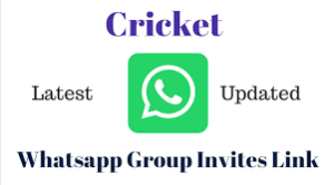 100+ Cricket WhatsApp Group Links