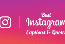 Instagram Captions List 2018
