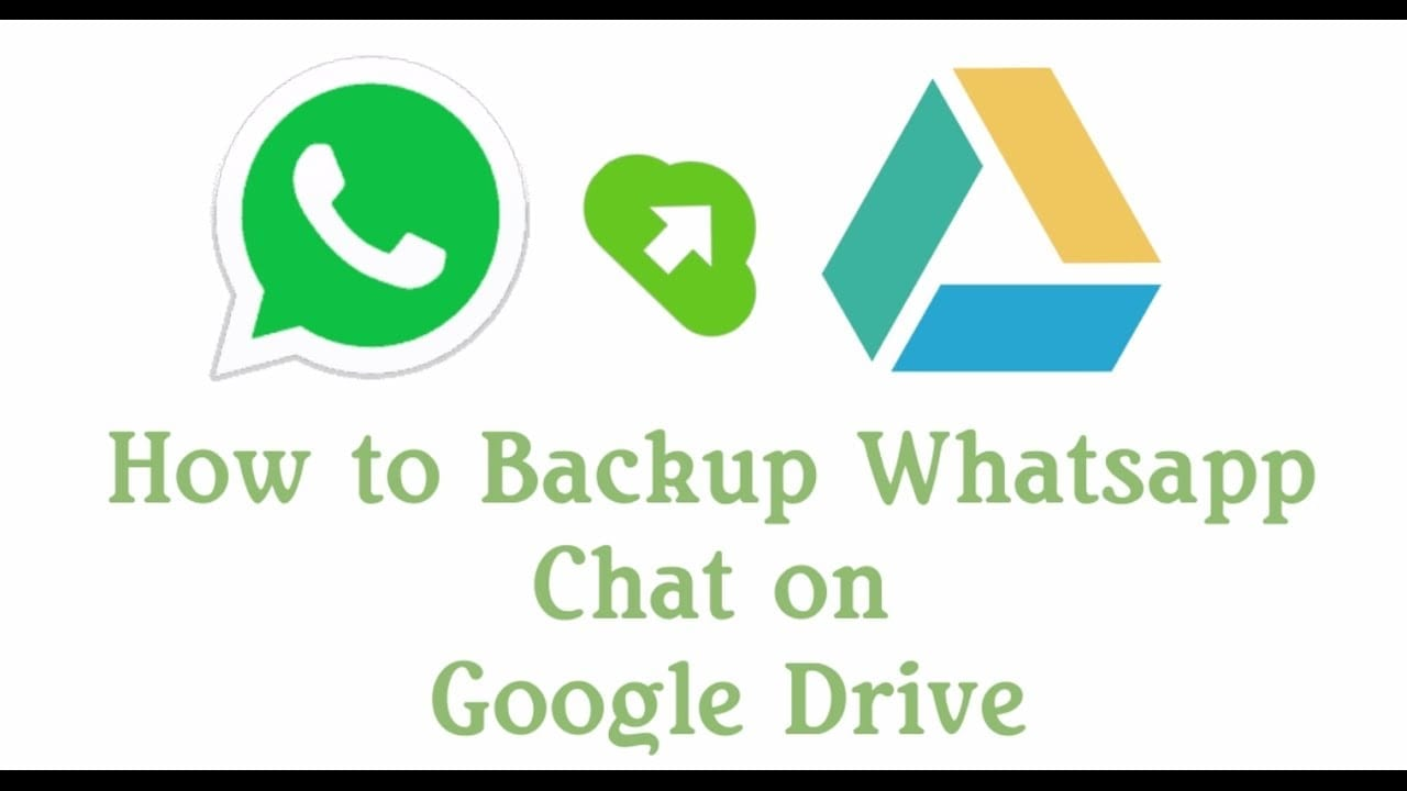How to Download WhatsApp Database from Google Drive - WhatsApp Marketing
