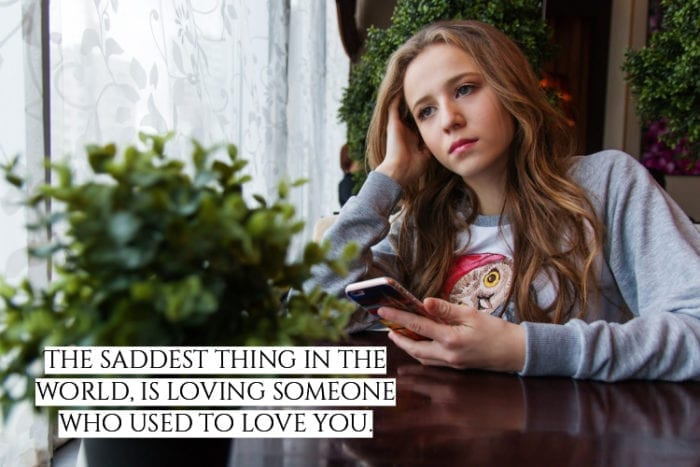 Feeling Sad Images