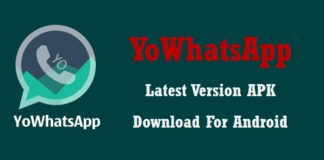 YoWhatsApp APK Latest Version