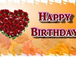 Happy Birthday Images for WhatsApp