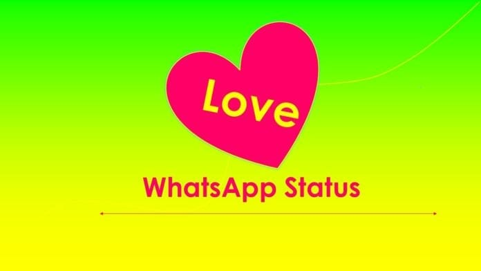 Love DP for WhatsApp