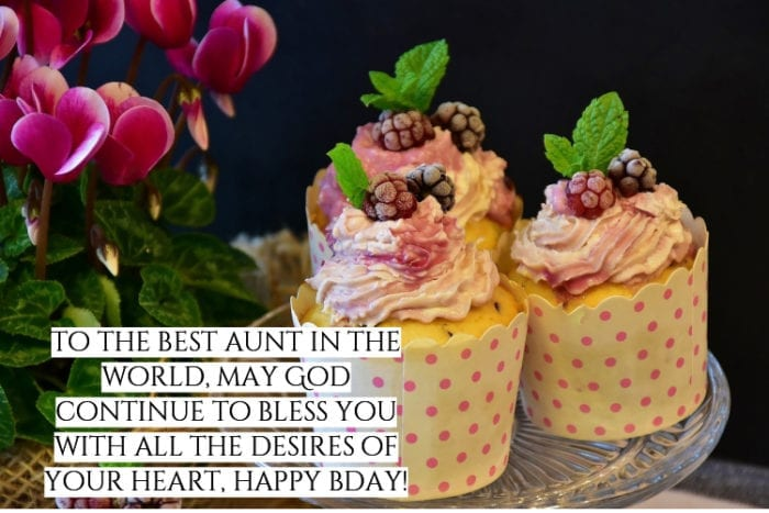Aunt birthday images