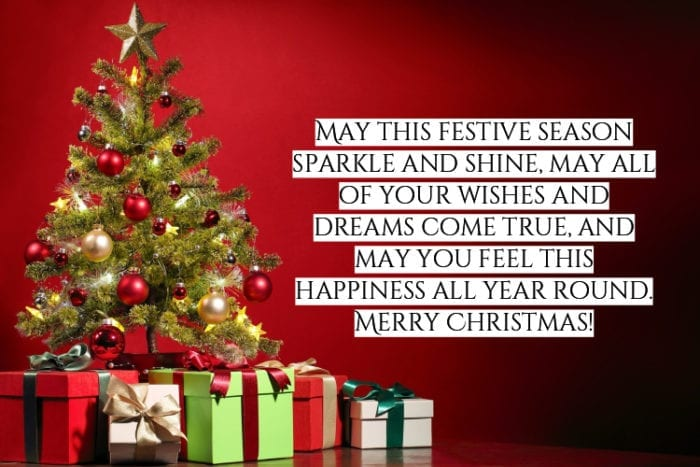 100+ Merry Christmas 2018 Images, Wishes, Quotes, GIFs, Greetings