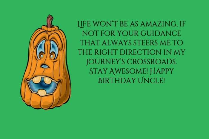 Happy Birthday Uncle meme