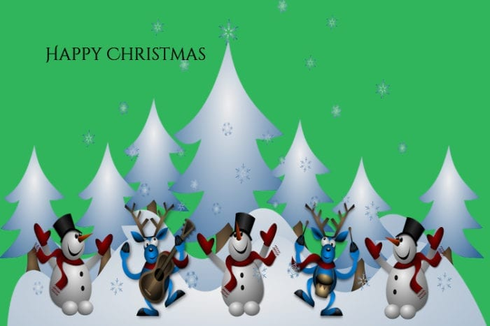 Happy Christmas Images 2018