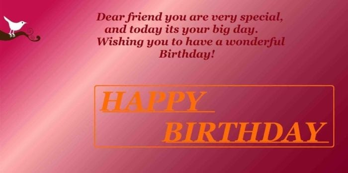 friend happy birthday images