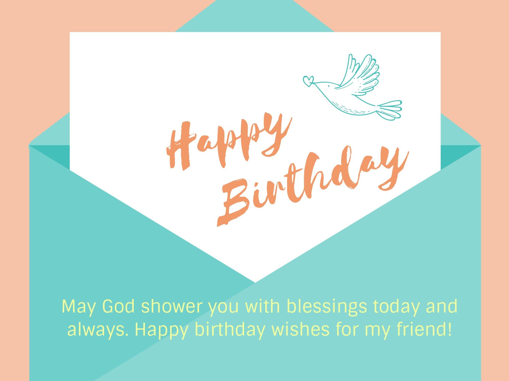Friendship Birthday Greetings 5 Bulk Q