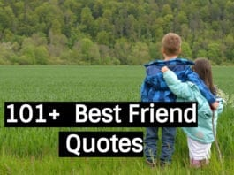 101 + best friend quotes