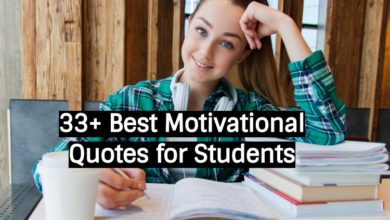33 + Best Motivational Quotes for Students