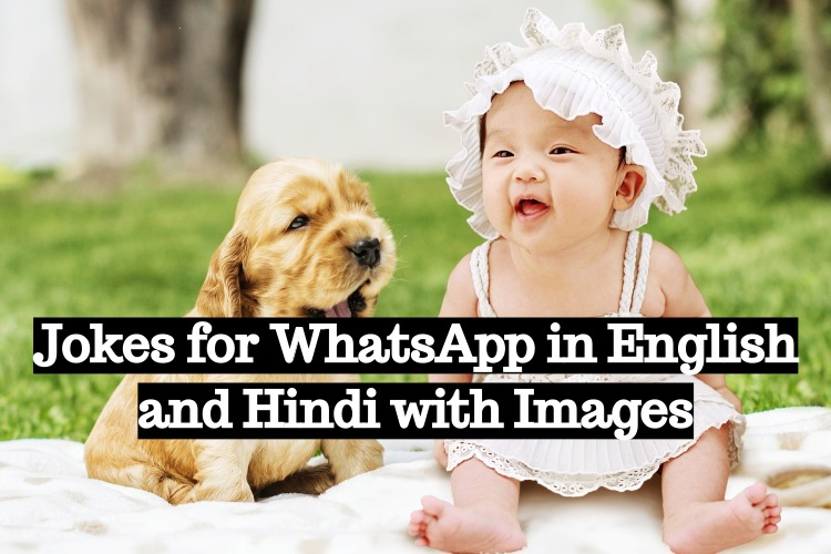 Jokes for WhatsApp in English and Hindi with Images