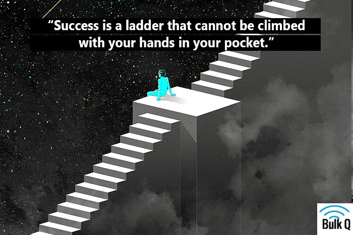 success quotes for work