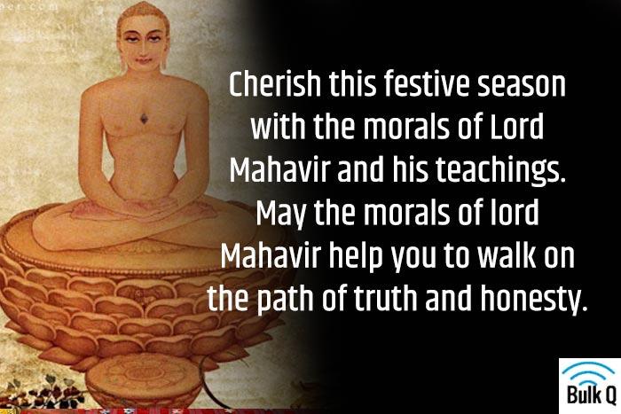 Mahavir Jayanti Quotes