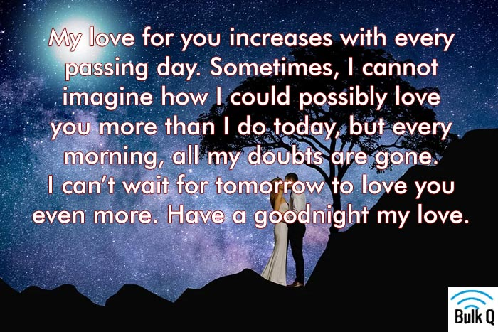 Good Night Messages and Quotes