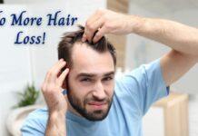 Stop Hair Loss in Men