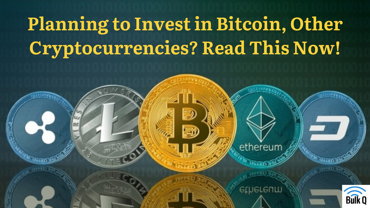 Invest in Bitcoin