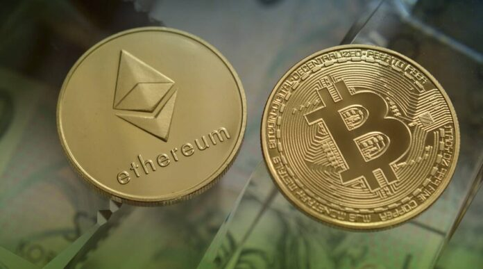 Bitcoin and Ether